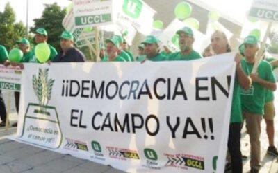 UCCL insta a al Ministerio a acelerar el proceso democrático de representatividad de las organizaciones agrarias
