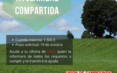 Ayuda directas a explotaciones de TITULARIDAD COMPARTIDA